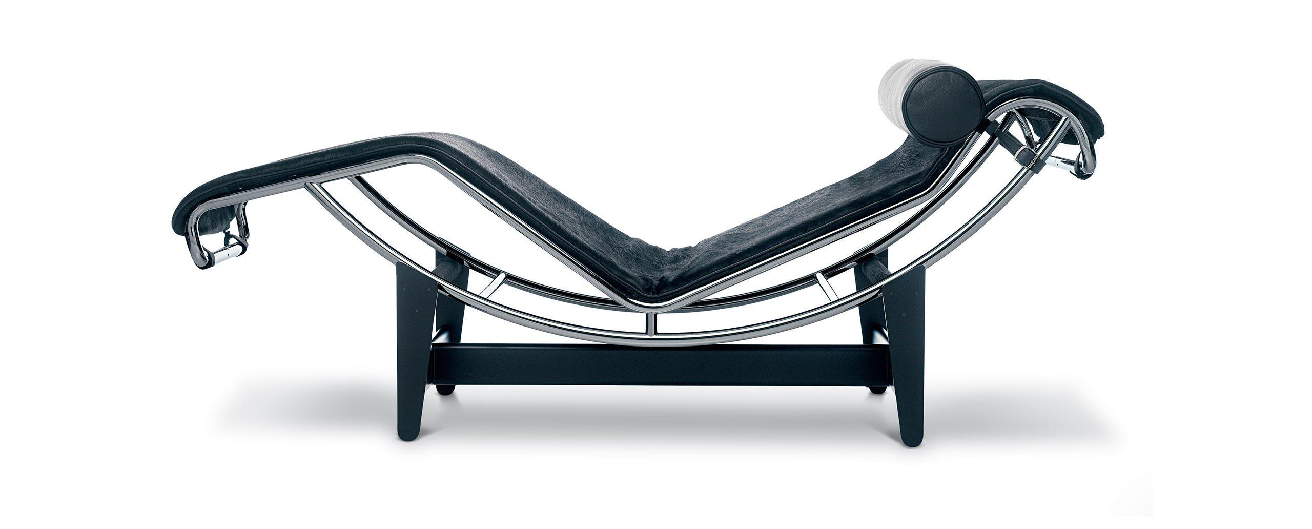 Le Corbusier'in Şezlong Koltuğu (Chaise Longue)